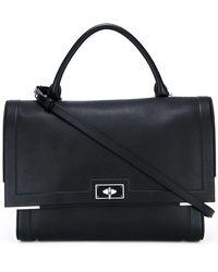 Givenchy - Medium 'Shark' Shoulder Bag - Lyst