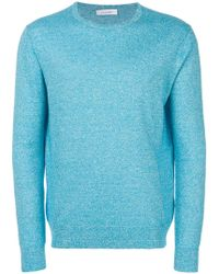 Cruciani   Long Sleeved Sweater   Lyst