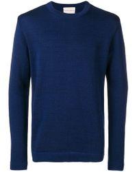 Stephan Schneider - Asymmetric Stripe Knitted Jumper - Lyst