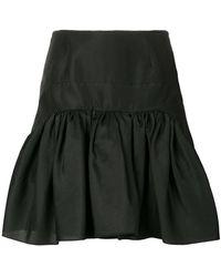 Antonio Berardi - Flared Mini Skirt - Lyst
