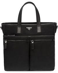 Prada - Nylon Bag - Lyst
