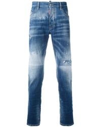 DSquared² - Skater Canada Jeans - Lyst