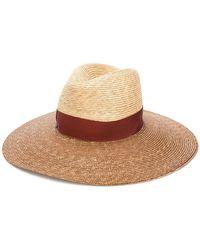 Borsalino - Wide-brim Hat - Lyst