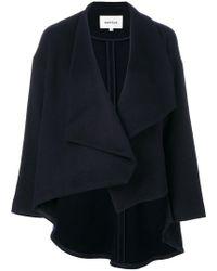 Enfold | High-low Hem Coat | Lyst