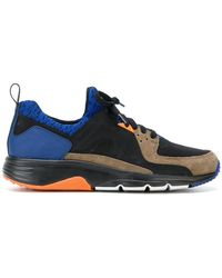 Camper - Suede Panel Runners - Lyst