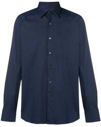 Prada - Stretch Shirt - Lyst