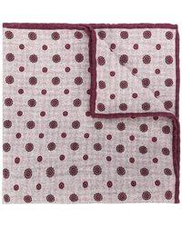 Eleventy - Printed Handkerchief - Lyst