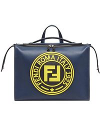 Fendi - Logo Patch Lui Bag - Lyst