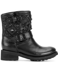Ash   Destroyer Ankle Boots   Lyst