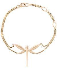 Anapsara - 'dragonfly' Chain Bracelet - Lyst