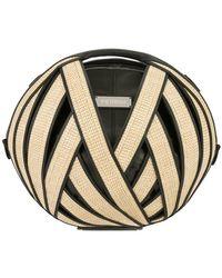 PERRIN Paris - Round Shoulder Bag - Lyst