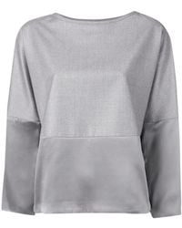 Max Mara - Loose-fitted Blouse - Lyst