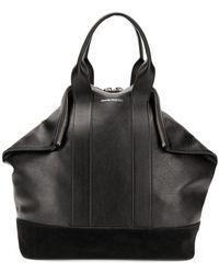 Alexander McQueen - East West Leather Bag - Lyst