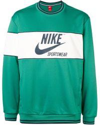 Nike - Sportswear Archive Sweatshirt - Lyst