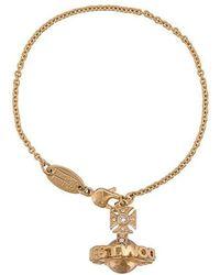 Vivienne Westwood - Paisley Orb Bracelet - Lyst
