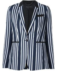 Rag & Bone - Striped Blazer - Lyst