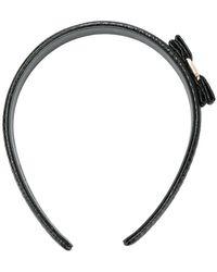 Ferragamo - Vara Bow Headband - Lyst