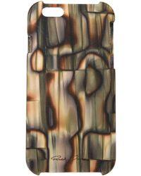 Rick Owens - Printed Iphone 6 Case - Lyst