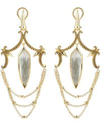 Stephen Webster - Large Chandelier Earrings - Lyst