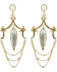 Stephen Webster - Large Chandelier Earrings - Lyst