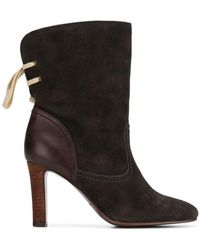 See By Chloé - Lara Ankle Boots - Lyst