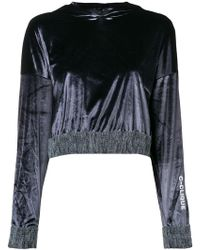 Pinko - Hooded Top - Lyst