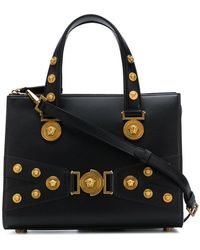 Versace - Embellished Tote - Lyst