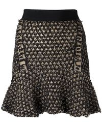 Cecilia Prado   Knit Flare Skirt   Lyst