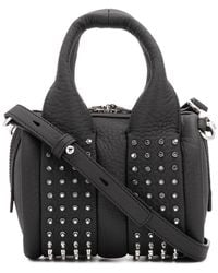 Alexander Wang - Baby Rockie Bag With Microstuds - Lyst
