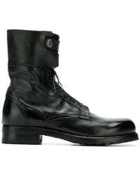 Alberto Fasciani - Windy Lace-up Boots - Lyst