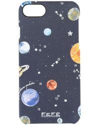 Fefe - Galaxy Print Iphone 6 Case - Lyst