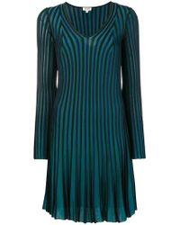 KENZO - Long Sleeve Dress - Lyst