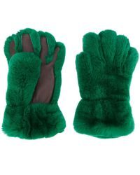 Marni   Fur Gloves   Lyst
