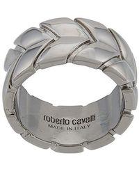 Roberto Cavalli - Arrows Ring - Lyst