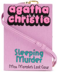 Olympia Le-Tan - Sleeping Murder Clutch - Lyst