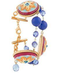 Dolce & Gabbana - Wrap Around Bracelet - Lyst