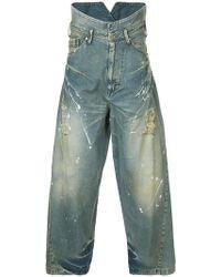 Julius - Loose Fit Jeans - Lyst