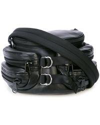 Alexander Wang - Multi-buckle Messenger Bag - Lyst