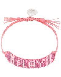 Venessa Arizaga - Slay Beaded Bracelet - Lyst