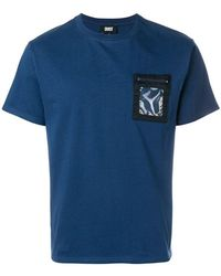 DUST - Clear Patch Pocket T-shirt - Lyst