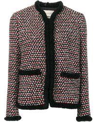 Gucci - Boxy Tweed Jacket - Lyst