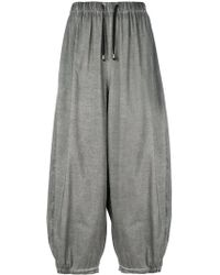 Unconditional - Cocoon Pants - Lyst