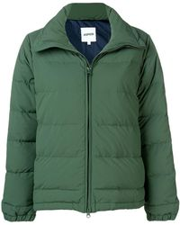Aspesi - Padded Fitted Jacket - Lyst