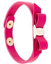 Ferragamo - Vara Cuff Bracelet - Lyst
