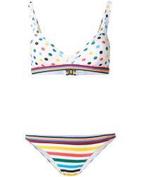 RYE SWIM - Fwip Bikini Set - Lyst