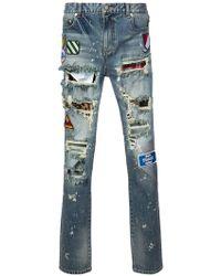 God's Masterful Children - Pistol Patch Jeans - Lyst