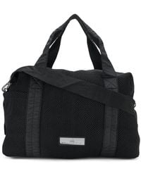 adidas By Stella McCartney - Mesh Panel Holdall - Lyst