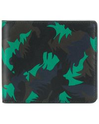 Tomas Maier - Camo Palm Wallet - Lyst