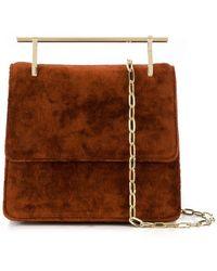 M2malletier - Mini Collectionneuse Single Bag - Lyst