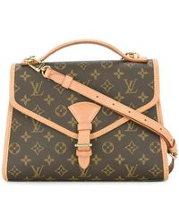 Louis Vuitton - Bolso de mano con monograma Bel Air Two-way Business - Lyst